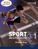 Omslag - BTEC Entry 3/Level 1 Sport and Active Leisure Student Book