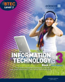 BTEC Level 3 National IT Student Book 2: 2 av Karen Anderson, Allen Kaye, Richard McGill, Jenny Phillips, David Atkinson-Beaumont og Daniel Richardson (Heftet)