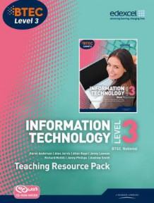 BTEC Level 3 National IT Teaching Resource Pack av Jenny Lawson, Jenny Phillips, Richard McGill, Karen Anderson, Alan Jarvis og Andrew Smith (Blandet mediaprodukt)