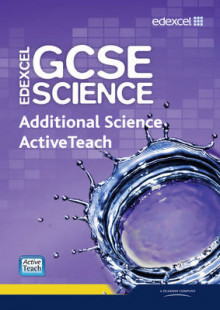 Edexcel GCSE Science: Additional Science ActiveTeach Pack with CD-ROM av Mark Levesley, Penny Johnson, Miles Hudson, Aaron Bridges, Ann Fullick, Richard Grime, Susan Kearsey, Nigel Saunders og Mary Jones (Blandet mediaprodukt)