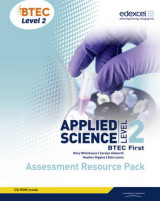 Omslag - BTEC Level 2 First Applied Science Assessment Resource Pack
