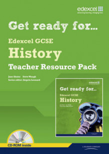 Get Ready for Edexcel GCSE History Teacher Resource Pack av Jane Shuter og Steve Waugh (Blandet mediaprodukt)