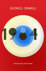 Omslag - 1984 Nineteen Eighty-Four