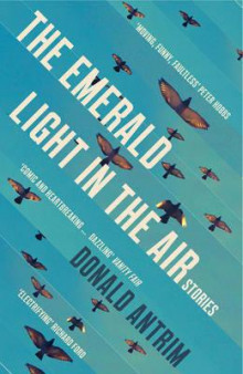 The emerald light in the air av Donald Antrim (Heftet)