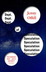 Omslag - Dept. of Speculation