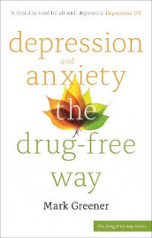 Depression and Anxiety the Drug-Free Way av Mark Greener (Heftet)