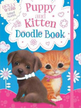 Omslag - Puppy and Kitten Doodle Book