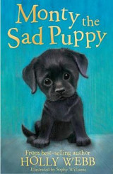 Omslag - Monty the Sad Puppy