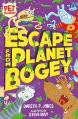 Omslag - Escape from Planet Bogey