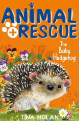 Omslag - The Baby Hedgehog