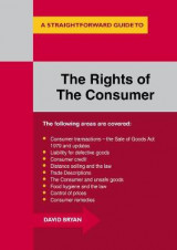 Omslag - The Rights of the Consumer