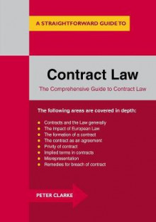 Contract Law av Peter Clarke (Heftet)