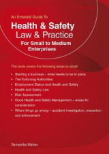 Omslag - Health & Safety Law & Practice for Small to Medium Enterprises