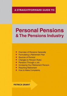 Personal Pensions and the Pensions Industry av Patrick Grant (Heftet)
