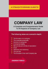 Omslag - Company Law