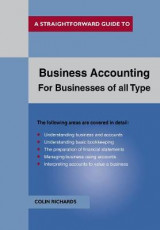 Omslag - Business Accounting: For Businesses Of All Types