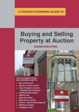 Omslag - Buying And Selling Property At Auction