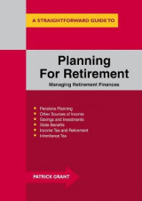 Omslag - Planning For Retirement: Managing Retirement Finances