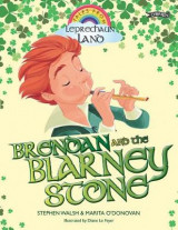 Omslag - Brendan and the Blarney Stone