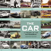 The Car - a History of the Automobile av Jonathan Glancey (Heftet)