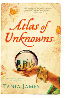 Atlas of Unknowns av Tania James (Heftet)