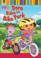 Omslag - Dora Rides to Bike Park