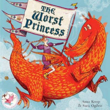 The Worst Princess av Anna Kemp (Heftet)