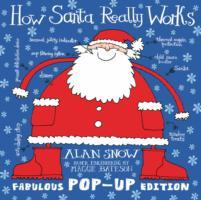 How Santa Really Works Pop-Up av Alan Snow (Innbundet)