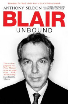 Blair Unbound av Anthony Seldon (Heftet)