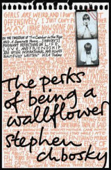 Omslag - The perks of being a wallflower