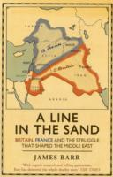 A Line in the Sand av James Barr (Heftet)