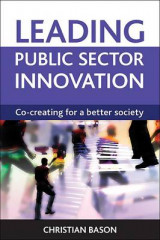 Omslag - Leading Public Sector Innovation
