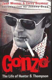 Gonzo: The Life Of Hunter S. Thompson av Jann Wenner og Corey Seymour (Heftet)