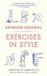 Omslag - Exercises in Style