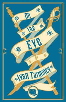 On the Eve av Ivan Turgenev (Heftet)