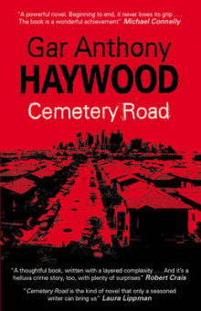 Cemetery Road av Gar Anthony Haywood (Heftet)