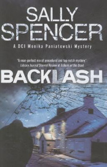 Backlash av Sally Spencer (Heftet)