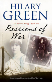Passions of War av Hilary Green (Heftet)