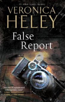 False Report av Veronica Heley (Heftet)