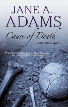 Cause of Death av Jane A. Adams (Heftet)