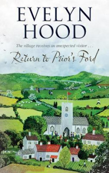 Return to Prior's Ford av Evelyn Hood (Heftet)