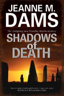 Shadows of Death av Jeanne M. Dams (Heftet)