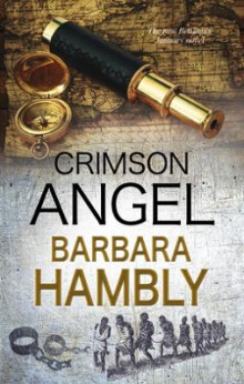 Crimson Angel av Barbara Hambly (Heftet)