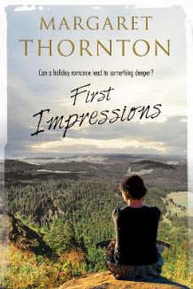 First Impressions: A Contemporary English Romance av Margaret Thornton (Heftet)
