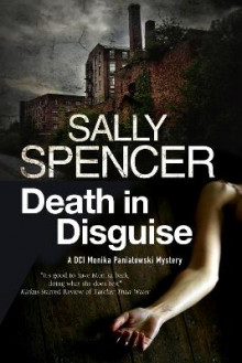 Death in Disguise av Sally Spencer (Heftet)