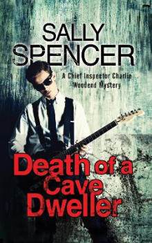 The Death of a Cave Dweller av Sally Spencer (Heftet)