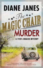 The Magic Chair Murder av Diane Janes (Heftet)
