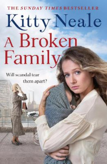 A Broken Family av Kitty Neale (Heftet)