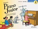 Omslag - Piano Junior: Lesson: Book 1