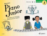 Omslag - Piano Junior: Duet: Book 1